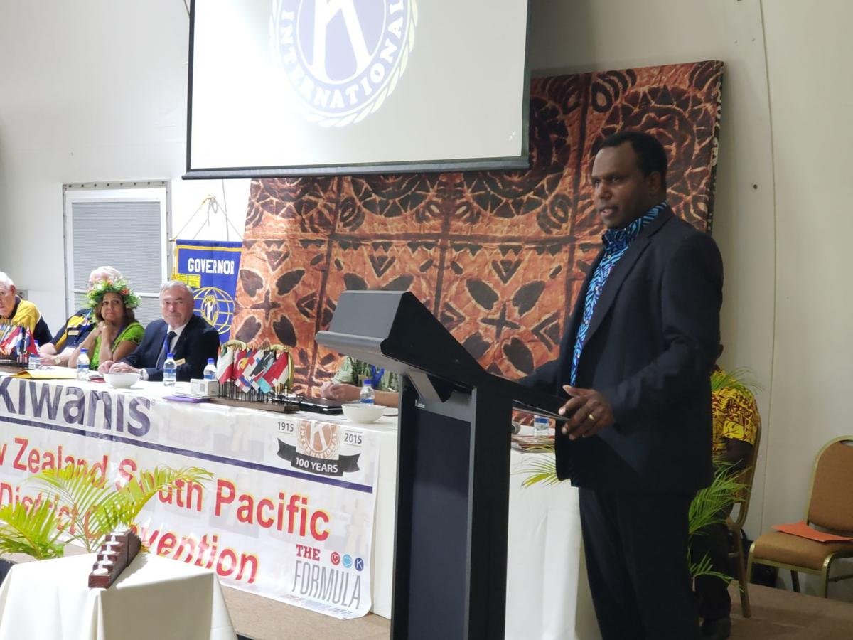 Port Vila Kiwanis Club hosts50th NZ-South Pacific District of Kiwanis International Convention