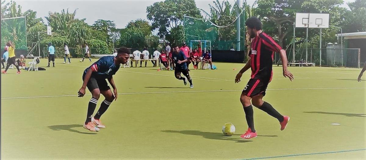 Aims FC win confirms top position in PVFL 2020-21 classmen