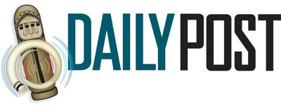 Colorite prints Daily Post content