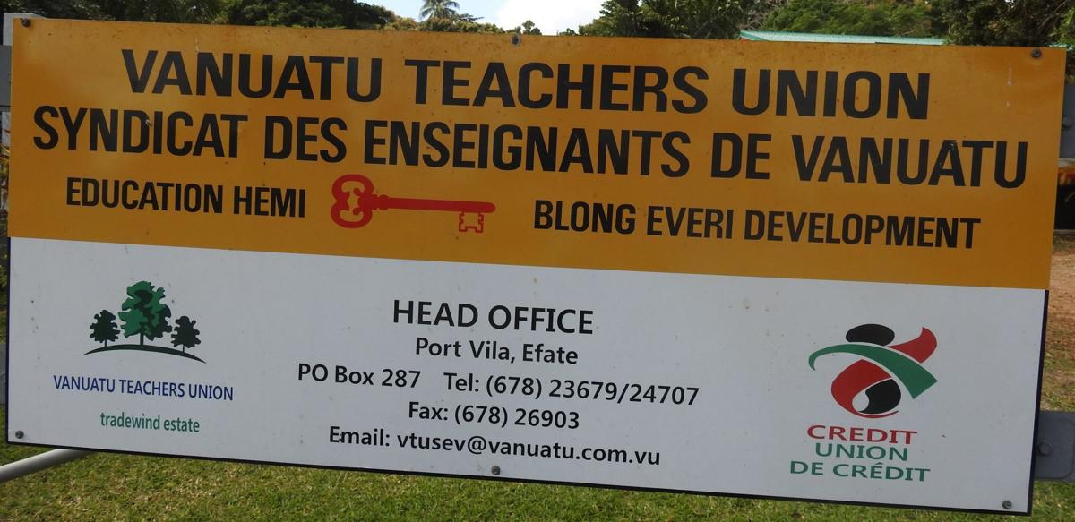 Pacific Education President wants more women in Union