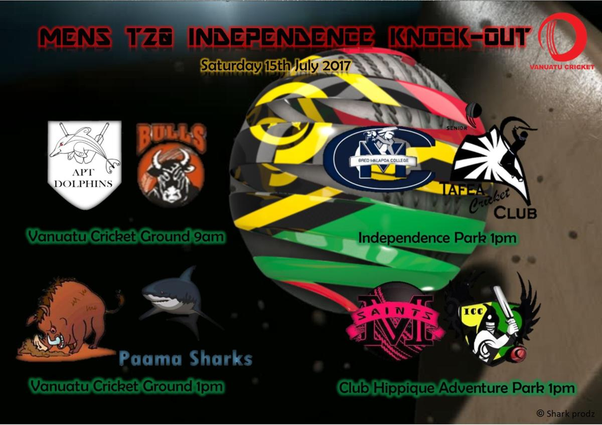 Men's Independence Knock-Out Kicking Off this Weekend