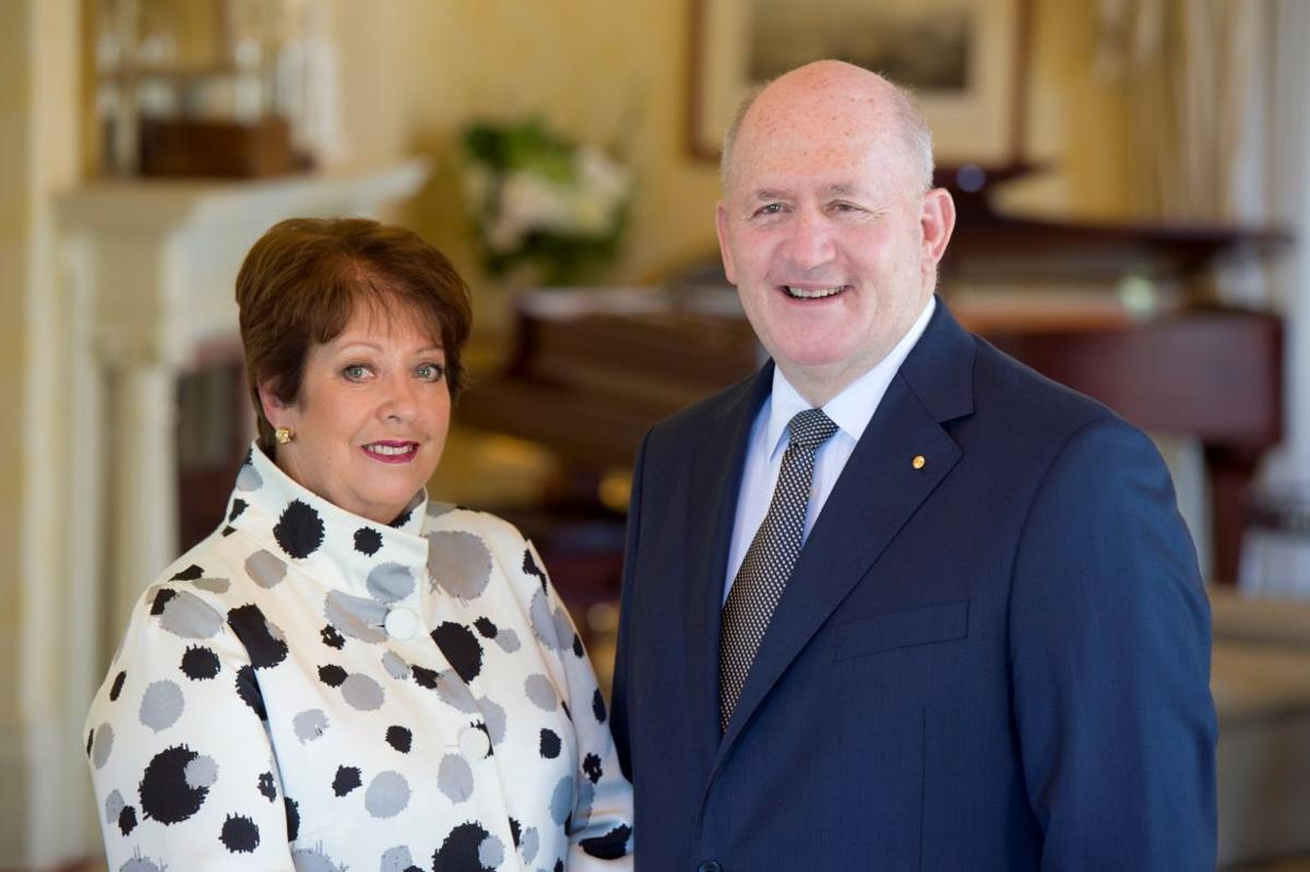 Australia's Governor-General coming next week