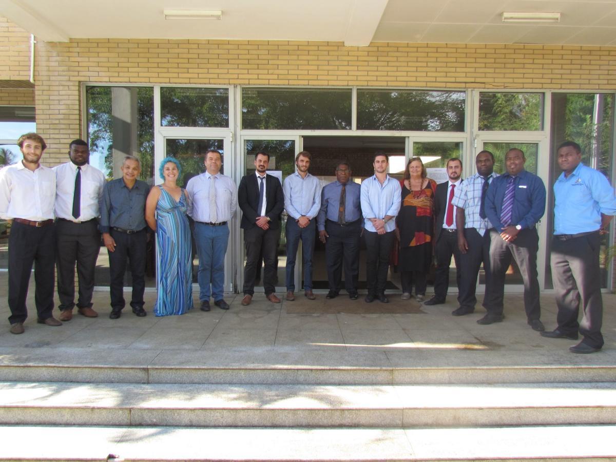 Vanuatu and New Caledonia holds Technical Trade meeting