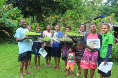 Engaging Youth in Agriculture