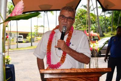 New Mayor for Port Vila