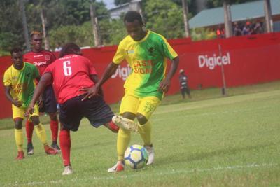 Kalo joins Lautoka FC