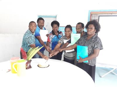 Environment Networks and Tourism Associations commit to North Efate Conservation Management Deed