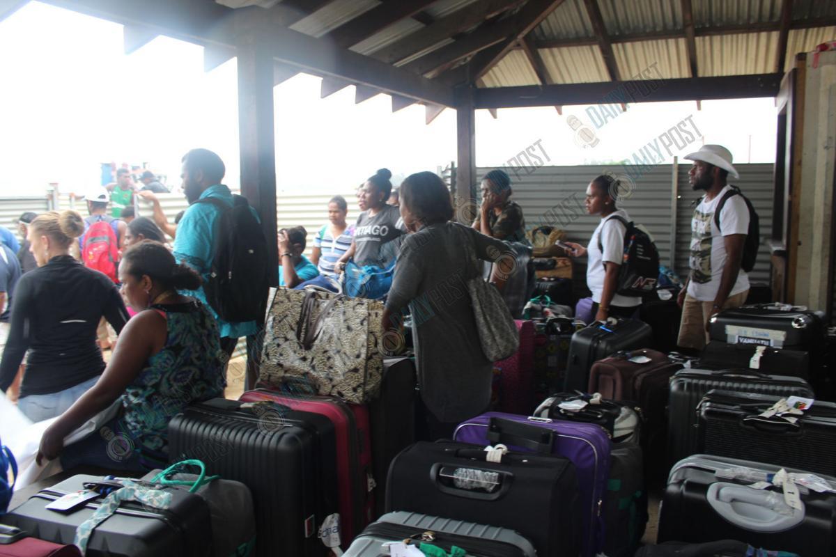 124 Repatriated Citizens Sent Home after Quarantine