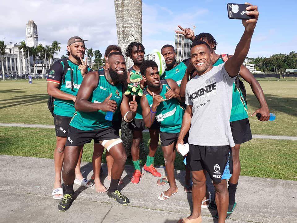 Vanuatu men's 7s team calls for the nation's support