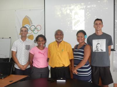 VASANOC blong hostem fes eva Vanuatu Sports Awards