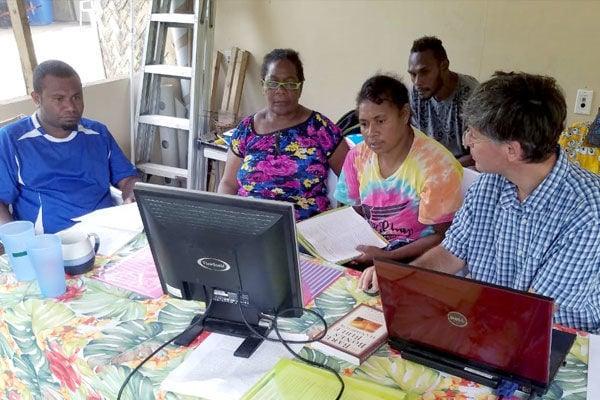 Glimpses of Grace: Life in Vanuatu