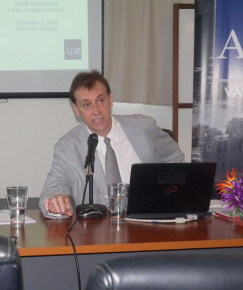 Vanuatu economy to grow by 4% in 2015: ADB Report