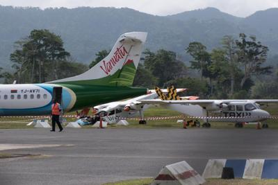 """瓦努阿图ATR游览并非""""直接""""与发动机故障相关联"""