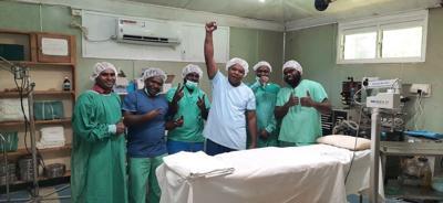 Godden Memorial Hospital Receives Eye Specialist Services