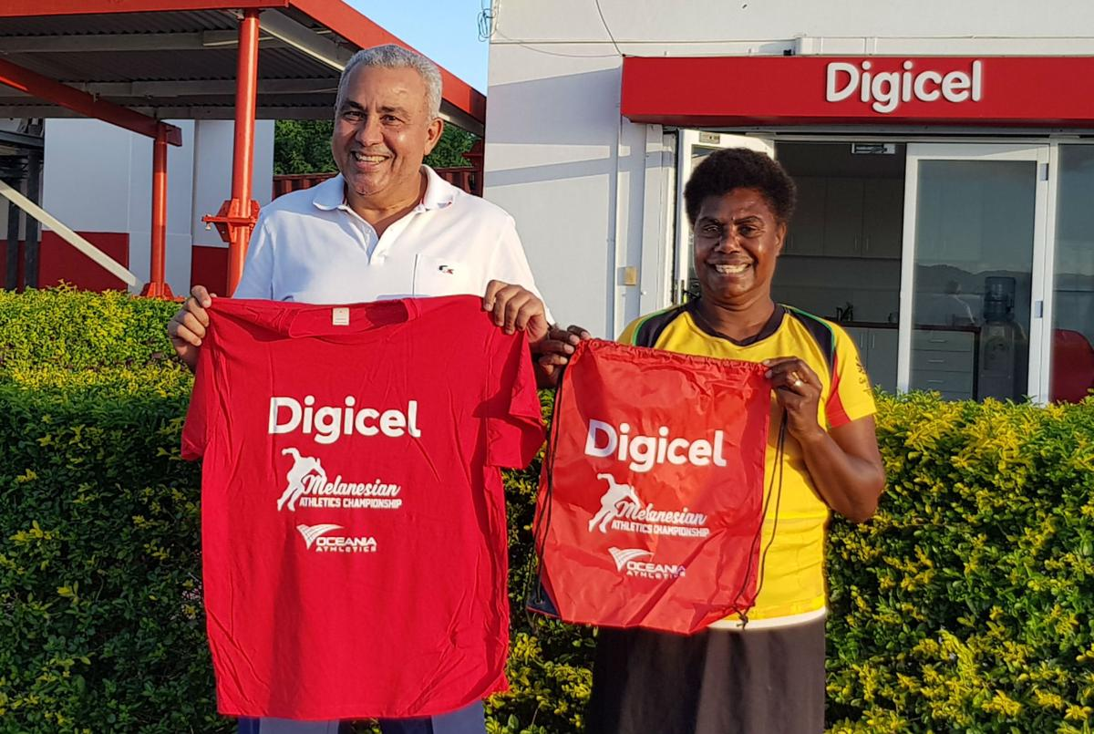 Digicel gears up for Melanesian Regional Athletics Championships