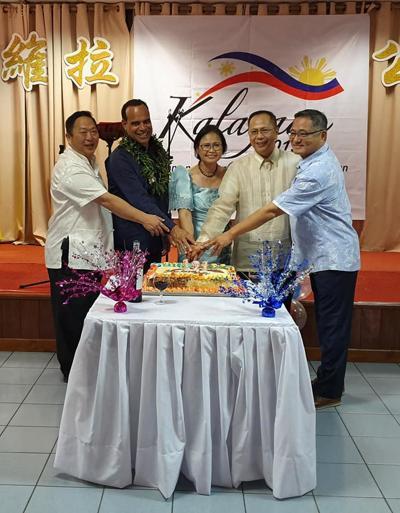 Filipino community celebrates independence day