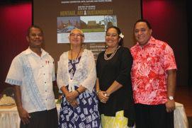 Call to preserve Pacific Culture, Arts