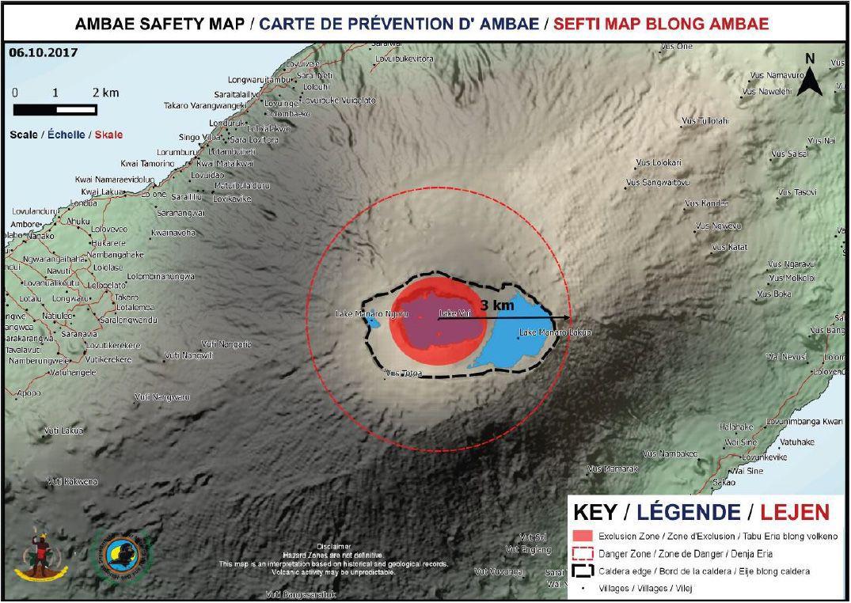 Ambae map