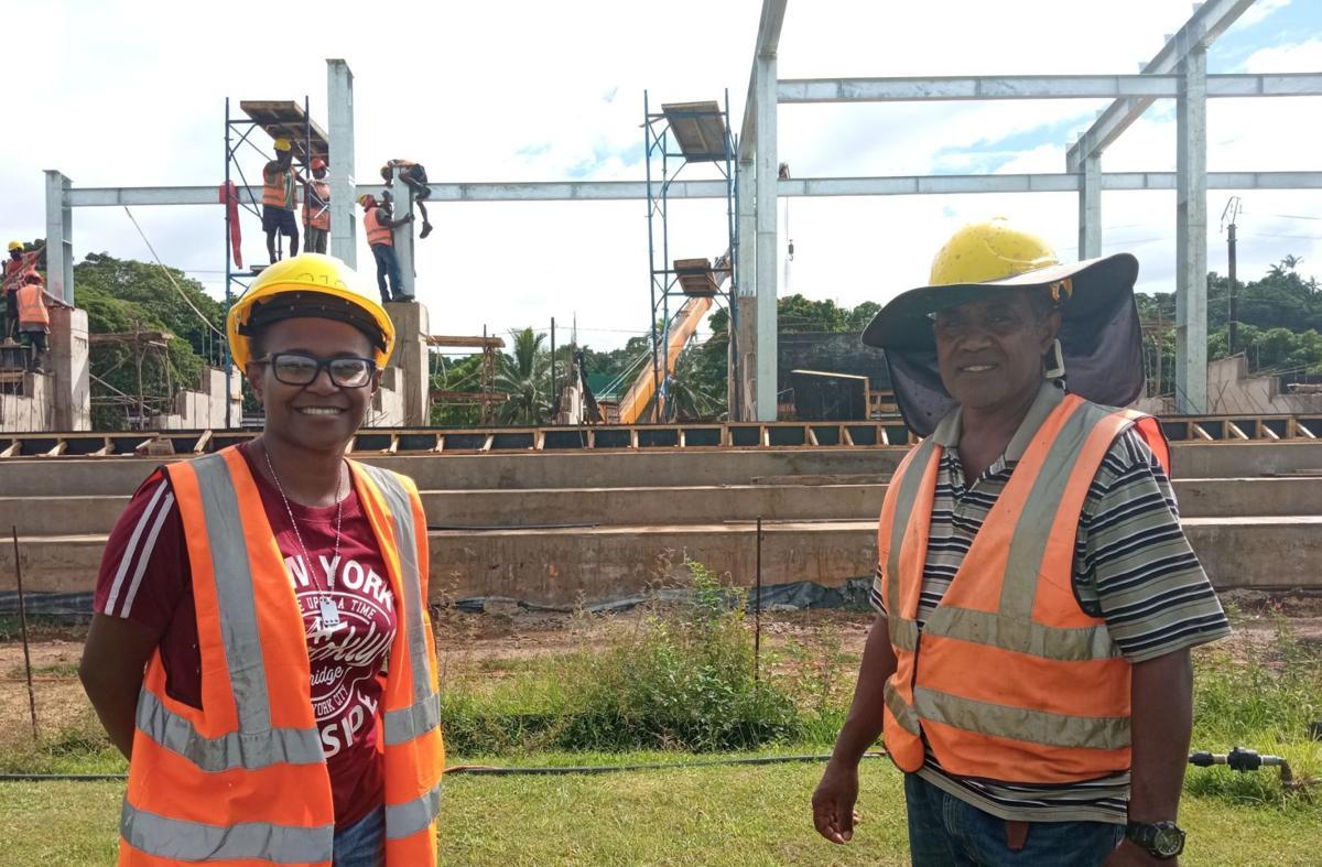 VFF Freswota Stadium project advancing