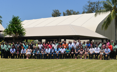 Griffith South Pacific Central Banking Research Conference and Regional Policy Dialogue underway