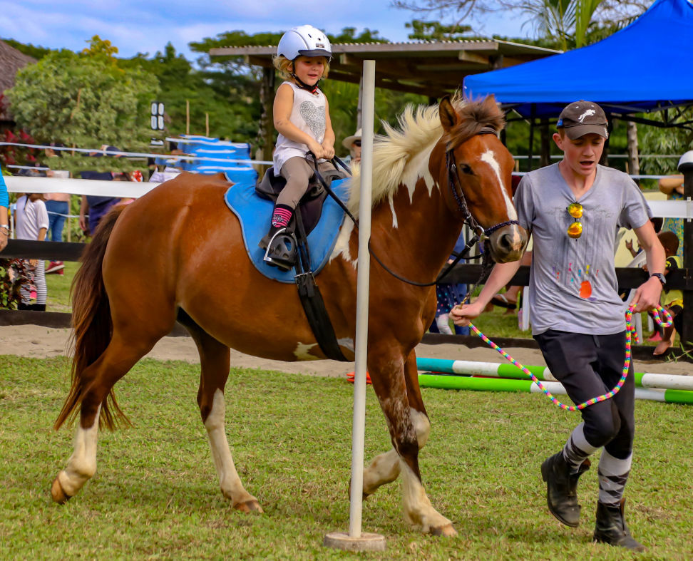 Games Day — Riders' Rodeo