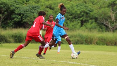 Call for VFF MAs to activate women's league