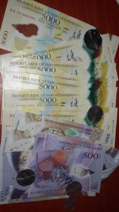 Humanitarian Aid: Is Cash Transfer Feasible in Vanuatu?