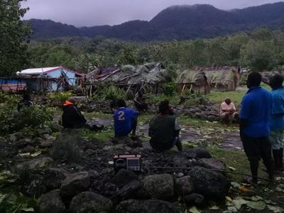 Vanuatu standing strong despite national and global crisis