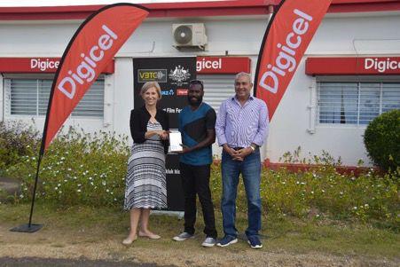 The Boss wins Namatan People's Choice Award
