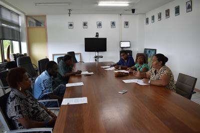 Awareness for Parliamentarians on Early Childhood Development in Vanuatu