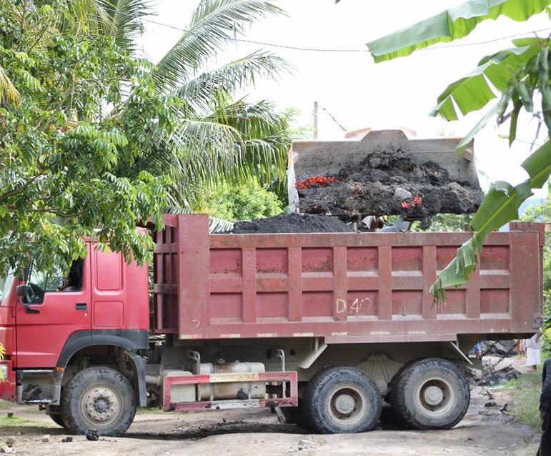 中国建筑公司在水保护区倾倒废物后被罚款