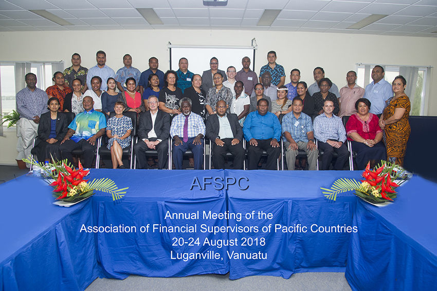 RBV co-hosts regional meetings in Luganville