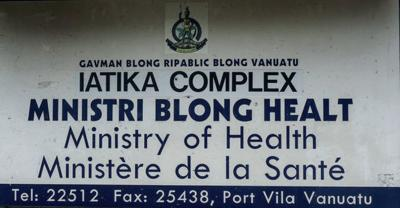 HEALTH DIRECTOR APPOINTMENTS QUESTIONED