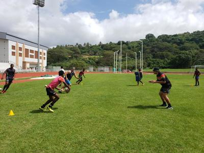 Vanuatu Men's Rugby 7s team names final squad