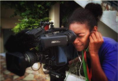 Roselyn Tari's Namatan success helps launch career in TV