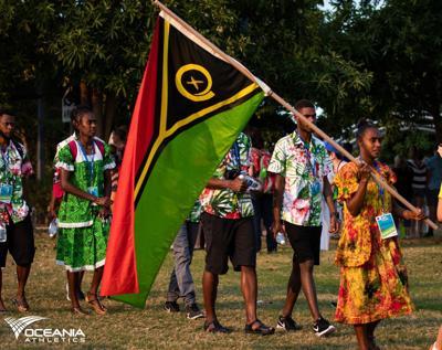 Athletics Vanuatu