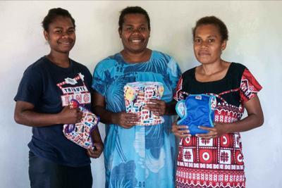 Mamma's Laef Vanuatu Reusable Nappy Trial
