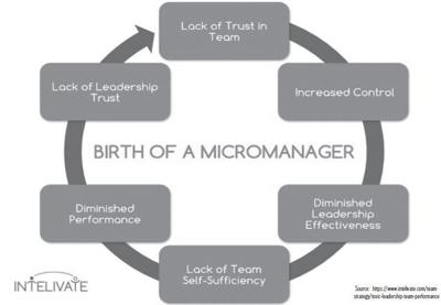THE 'SIN' OF MICROMANAGEMENT