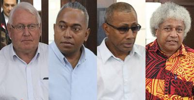 Fiji Times Four