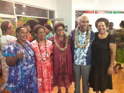 Vanuatu's First Finance Minister Reflects on Tourism