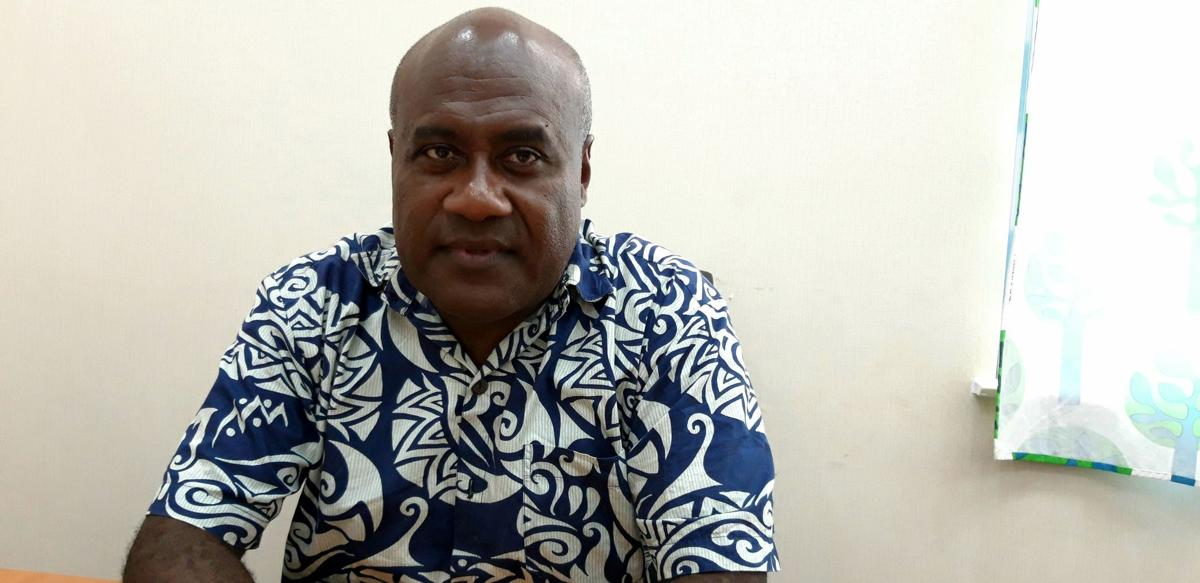Chairman of Vanuatu National Citizenship Commission, Mr. Ronald Warsal