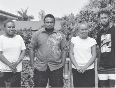 南太平洋大学法律系学生提供免费法律咨询服务