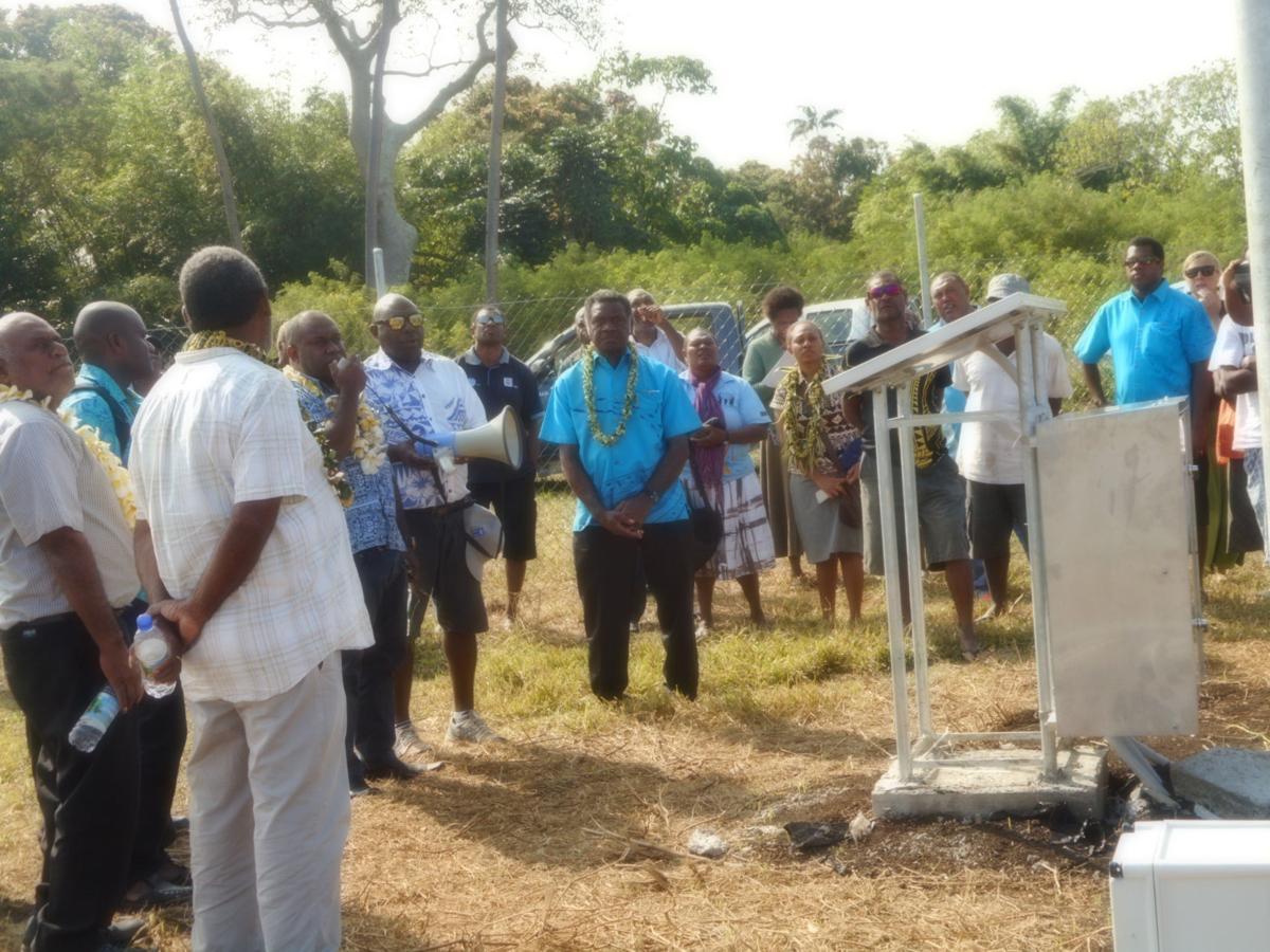 Preparing Vanuatu for next disaster