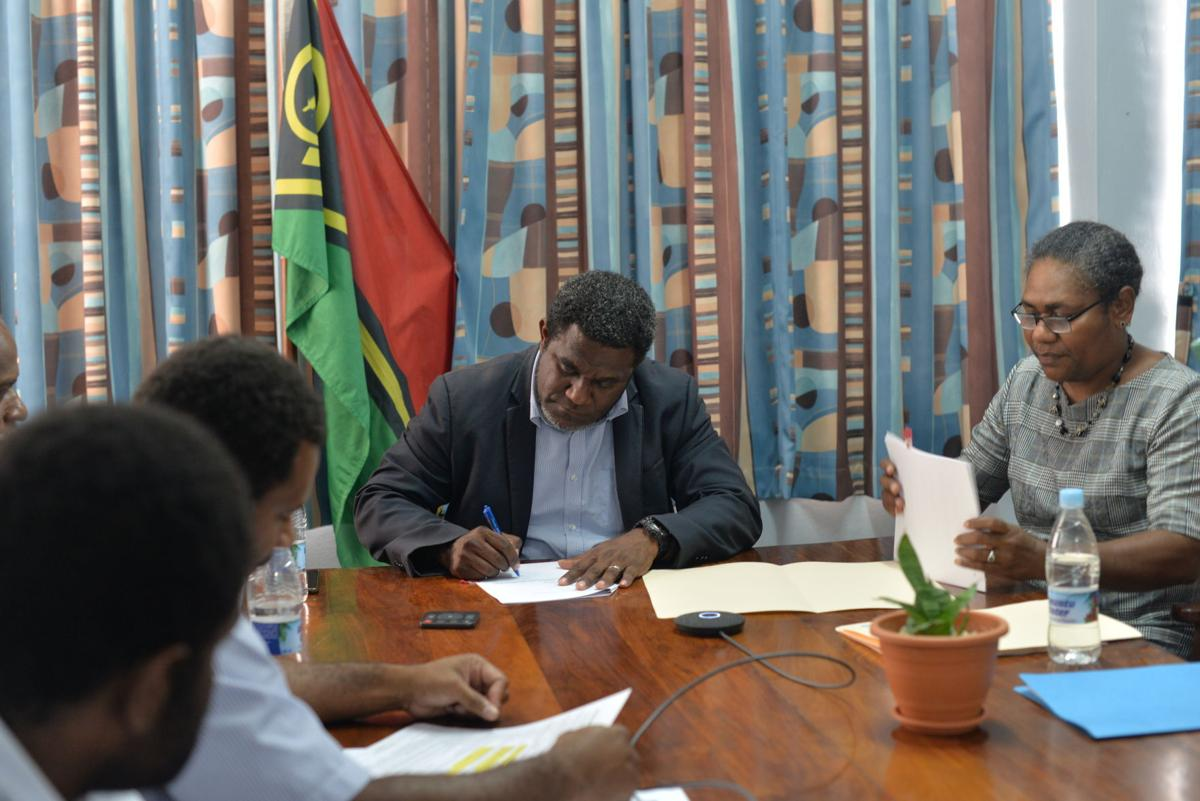 Government Signs ADB Grants for Aid Assistance