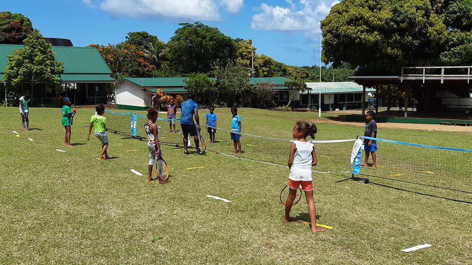 Vanuatu tennis