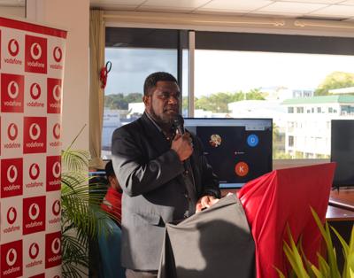 Vodafone Launches M-Vatu International Money Transfer