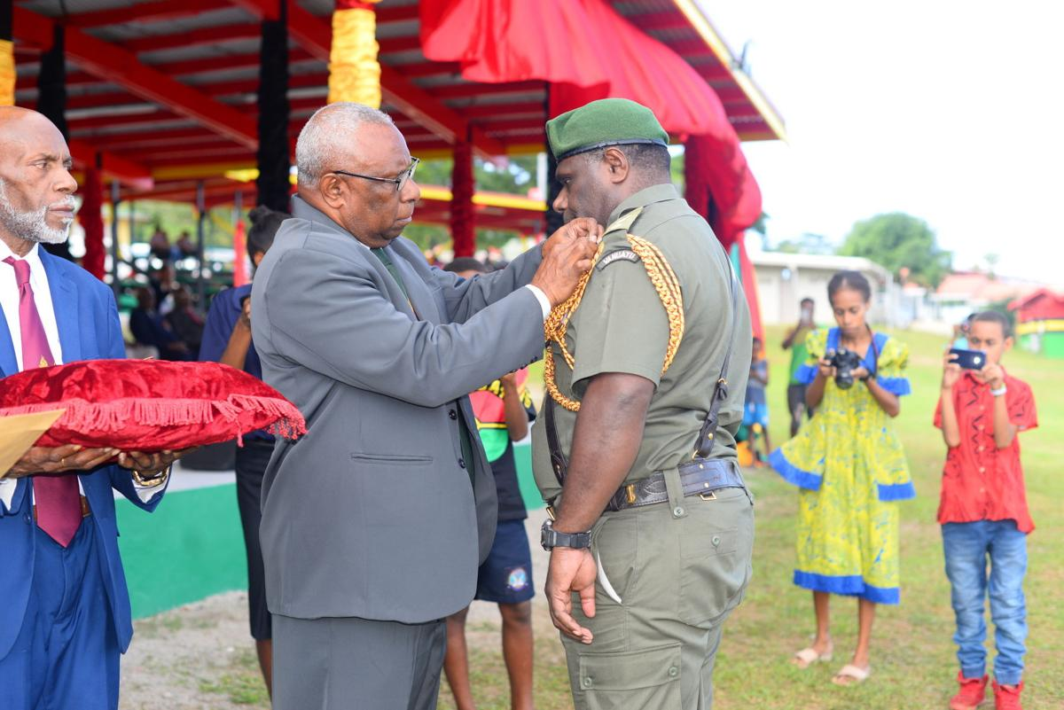 144 Police Officers Promoted and Decorated