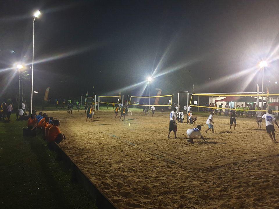 Telecom Vanuatu Limited sponsor for 2019 TVL Corporate Volleyball Wellness Shield.