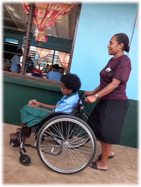 Disability Inclusion at Vila East School
