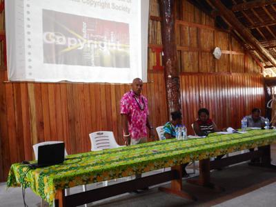 Vanuatu Copyright Management Society to be headed by a General Assembly
